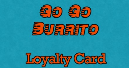 Get A Go Go Burrito On Us @Worc