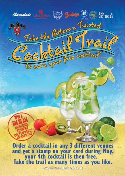 The Cocktail Trail @ Bodega Birmingham