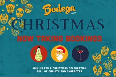 Christmas at Bodega