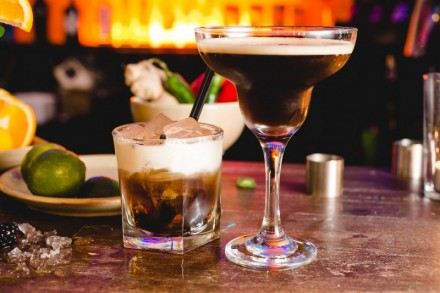 Take a look at our decadent late night cocktail menu!