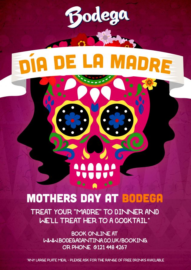 Mother's Day @Bodega Cantina