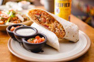 Burrito Lunch deal