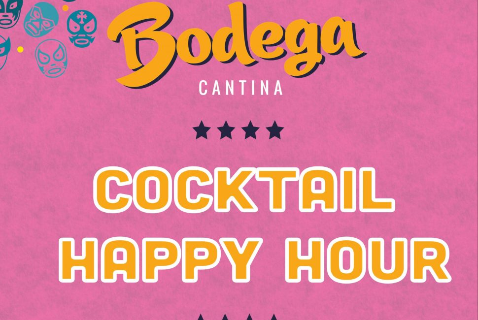 Cocktail Happy Hour Bodega