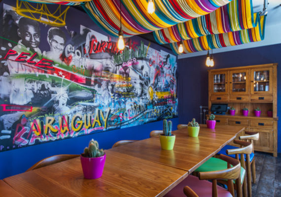 Bodega Cantina Function Room Hire Leicester - Party Venues Leicester