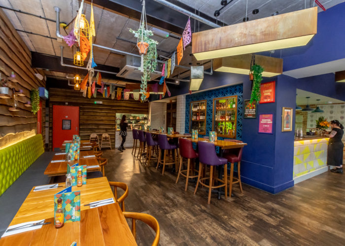 Bodega Cantina Christmas Party Venue in Leicester - Christmas Party Leicester
