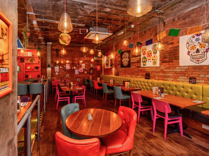 Bodega Cantina Function Room Hire Worcester - Party Venues Worcester