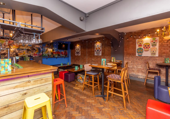 Bodega Cantina Function Room Hire Birmingham - Party Venues Birmingham