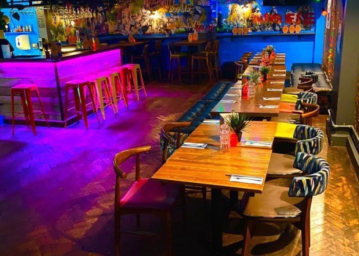 Bodega Cantina Christmas Party Venue Hire Birmingham - Christmas Party Birmingham